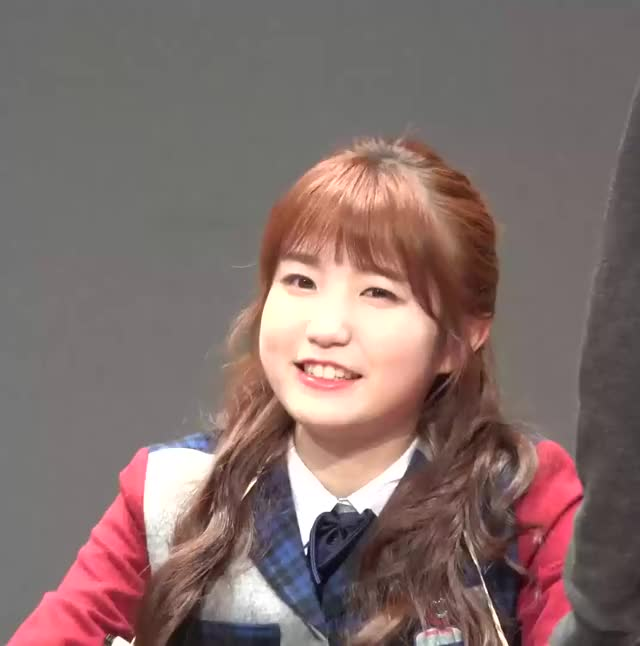 Watch 181116 IZONE Hitomi (2) GIF by My Gif Factory (@forever9diadem) on Gfycat. Discover more related GIFs on Gfycat