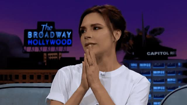 Watch this amen GIF by GIF Queen (@ioanna) on Gfycat. Discover more beckham, car, caraoke, corden, girls, hands, hope, hopefully, james, late, late late, night, please, pool, pray, show, so, spice, victoria, want GIFs on Gfycat