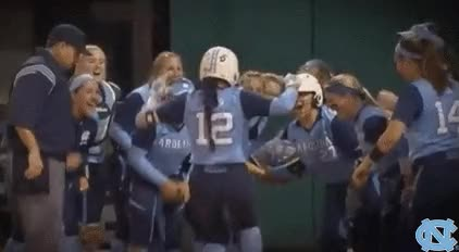 Watch and share Softball GIFs and Victory GIFs on Gfycat