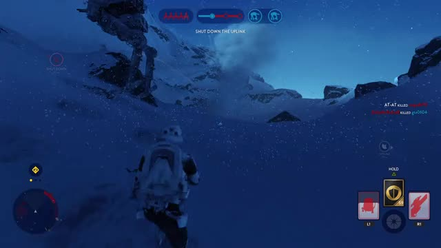 Watch Pulse Cannon Tripple Kill GIF on Gfycat. Discover more starwarsbattlefront GIFs on Gfycat