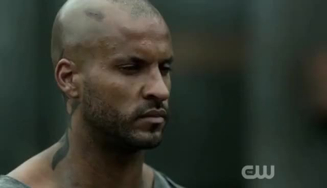 Watch and share The 100 3x09 Lincoln's Death GIFs on Gfycat