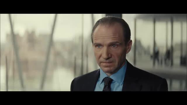 Watch and share Ralph Fiennes GIFs and Spectre GIFs by James Bond Brasil on Gfycat