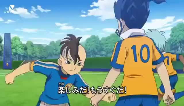 Watch Inazuma Eleven Go Strikers 2013 GIF on Gfycat. Discover more Opening GIFs on Gfycat