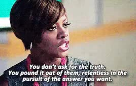 Watch ***BITCH[CRAFT]*** GIF on Gfycat. Discover more annalise keating, glory, htgawm, jessica pearson, suits usa GIFs on Gfycat