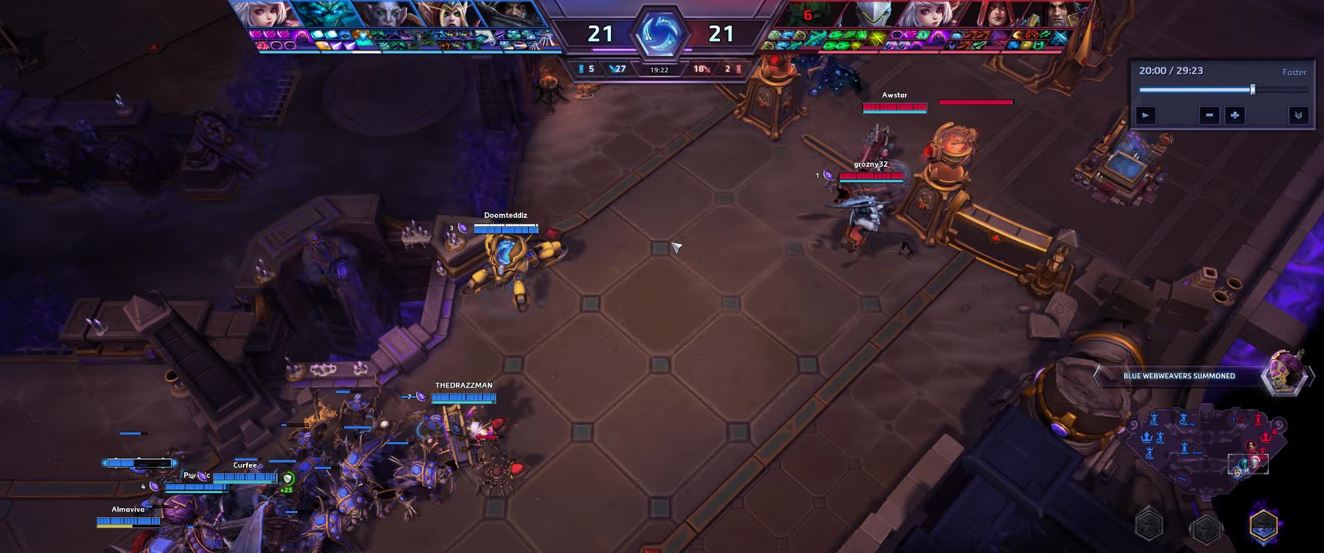 heroesofthestorm, Heroes of the Storm 2018.11.15 - 21.31.18.03 GIFs