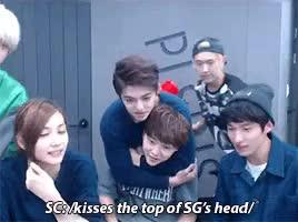 Watch and share Seungkwan GIFs on Gfycat
