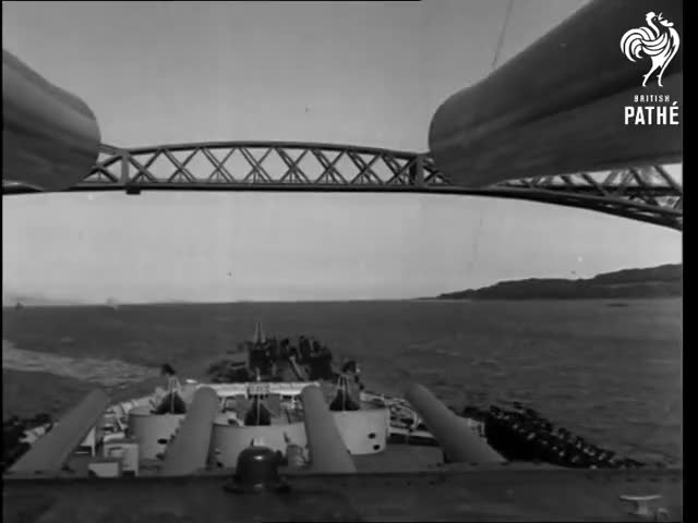 Watch New British Battleships (1942) GIF on Gfycat. Discover more 1340.21, 42/085, militarygfys GIFs on Gfycat