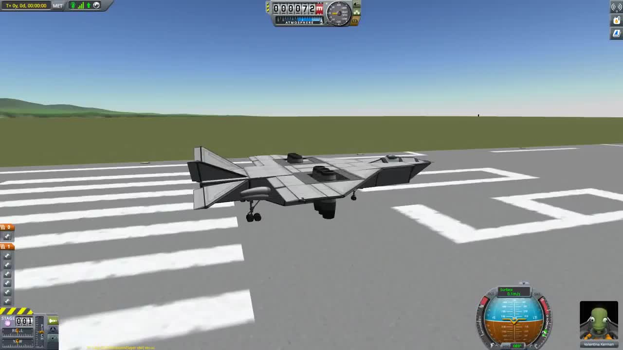 KSP, Plane, STOL, VTOL, Vertical, KSP-  VTOL GIFs