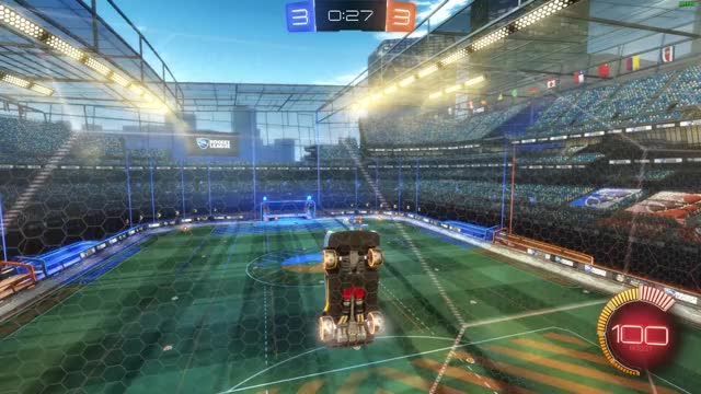 Watch and share Rocket League GIFs by cavalier on Gfycat