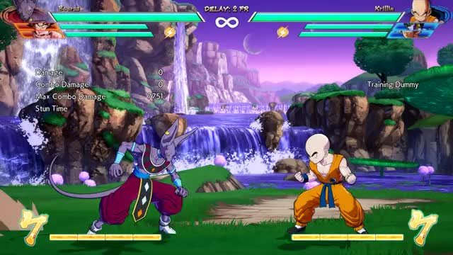 Watch beerus GIF by @stonecoleq on Gfycat. Discover more Dragon Ball FighterZ, dbfz GIFs on Gfycat