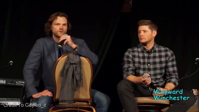 Watch this trending GIF on Gfycat. Discover more All Tags, alex, castiel, dean, j2, jared, jared padalecki, jensen, jensen ackles, pranks, sam, supernatural GIFs on Gfycat