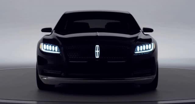 Watch Lincoln Continental Concept GIF on Gfycat. Discover more related GIFs on Gfycat