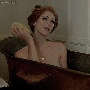 Watch and share Rebecca Hall GIFs and Bath GIFs on Gfycat
