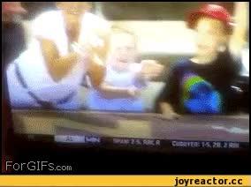 Watch and share Бейсбол,дети,сука GIFs on Gfycat