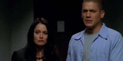 Watch and share Wentworth Miller GIFs and Robin Tunney GIFs on Gfycat