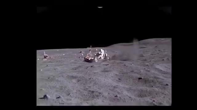 Watch and share Lunar Rover GIFs and Apollo 16 GIFs by Farrukh Shah on Gfycat