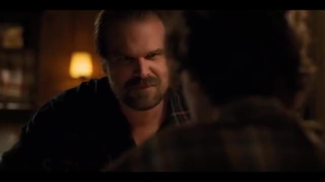 Watch and share David Harbour GIFs on Gfycat