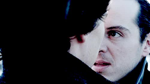Watch and share Jim Moriarty GIFs on Gfycat
