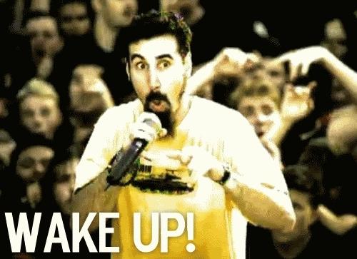 coffee, good morning, sleepy, tired, wake, wake up, Wake up GIFs