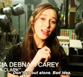 Watch and share Alycia Debnam Carey GIFs and Adcedit GIFs on Gfycat
