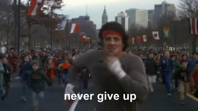 Watch and share Rocky Body Building GIFs and Sylvester Stallone GIFs on Gfycat