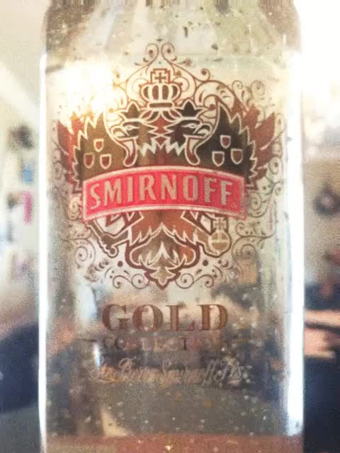 Watch #gold #Smirnoff #alcohol #wow GIF on Gfycat. Discover more alcohol, gold, phhhoto, smirnoff, wow GIFs on Gfycat