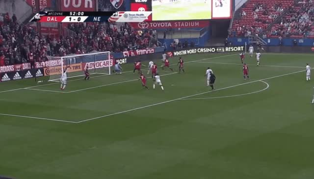 Watch and share Fc Dallas GIFs and Soccer GIFs on Gfycat