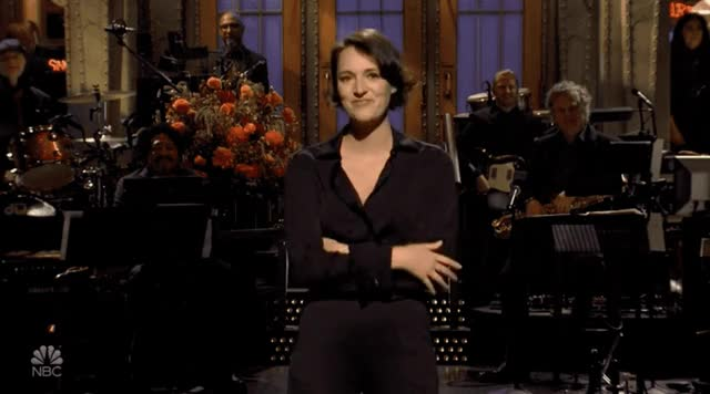 Watch and share Phoebe Waller Bridge GIFs and Waiting GIFs by notacylon on Gfycat