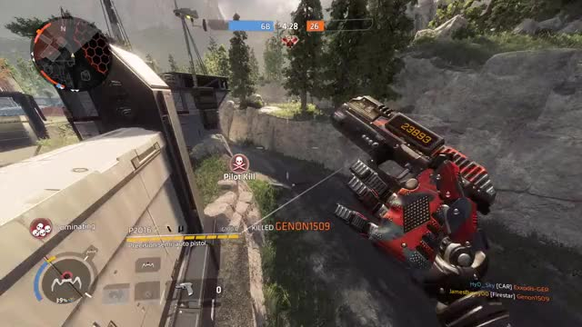 Watch and share Titanfall 2 GIFs and Kraber GIFs by jamesbunny on Gfycat