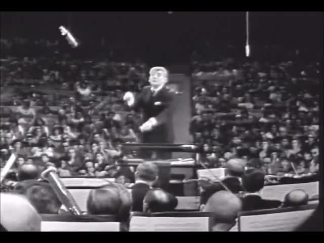 Watch JEAN SIBELIUS  Symphony No 2 in D Major OP 43 (Finale)  LEONARD BERNSTEIN GIF on Gfycat. Discover more jean sibelius (author), leonard bernstein (author), new york philharmonic GIFs on Gfycat