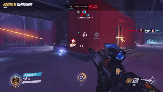 Watch and share Highlight GIFs and Overwatch GIFs by will on Gfycat