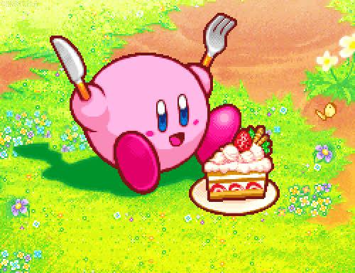 Kirby GIFs
