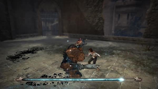 60fpsgaminggifs, [Prince of Persia] The Prince vs the Hunter (reddit) GIFs
