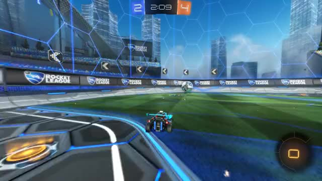 Watch Goal 7: Trent Designs GIF by Gif Your Game (@gifyourgame) on Gfycat. Discover more Gif Your Game, GifYourGame, Rocket League, RocketLeague, Trent Designs GIFs on Gfycat