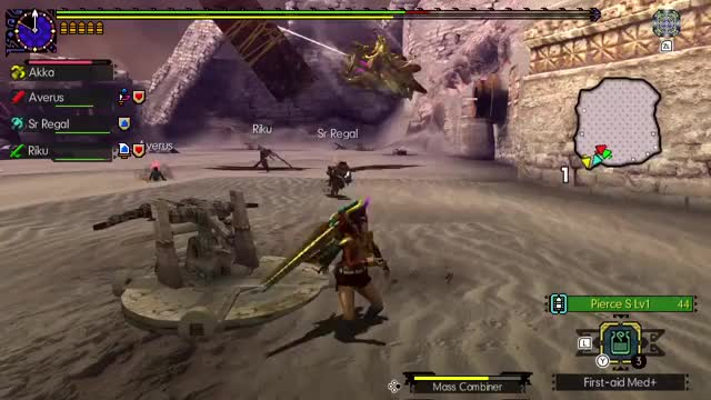 Watch Alex - #MHGU #MHGenU #monsterhunter #NintendoSwitch GIF on Gfycat. Discover more Alex GIFs on Gfycat