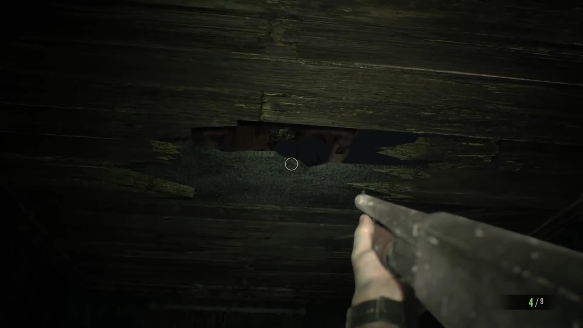 Resident Evil 7 Marguerite Baker Boss Fight 2nd Encounter