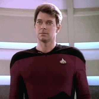 Watch Deal With It Star Trek GIF by Reaction GIFs (@sypher0115) on Gfycat. Discover more Jonathan Frakes GIFs on Gfycat