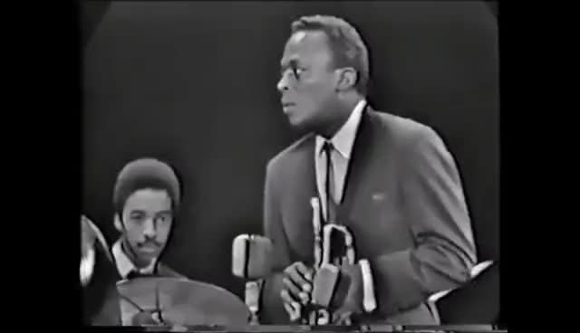 Watch Miles Davis angry at Herbie Hancock GIF on Gfycat. Discover more Angry, Jazz GIFs on Gfycat