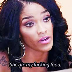 Watch this GIF on Gfycat. Discover more joseline hernandez, lhhatl GIFs on Gfycat