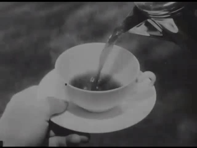 Watch Pouring Coffee (1960s) Gif By Marc Rodriguez. GIF by Marc Rodriguez (@marcrodriguez) on Gfycat. Discover more 1960s, Marc Rodriguez, TV, black and white, breakfast, coffee, coffee cup, cup, fill, fill up, film, fresh coffee, java, joe, more, pour, pouring, television, vintage gif GIFs on Gfycat