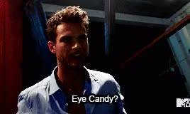 Watch and share Eye Candy Spoilers GIFs and John Garet Stoker GIFs on Gfycat