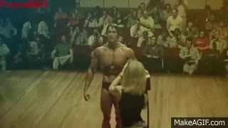 Watch and share Arnold Schwarzenegger Blueprint [Bodybuilding Motivation] GIFs on Gfycat