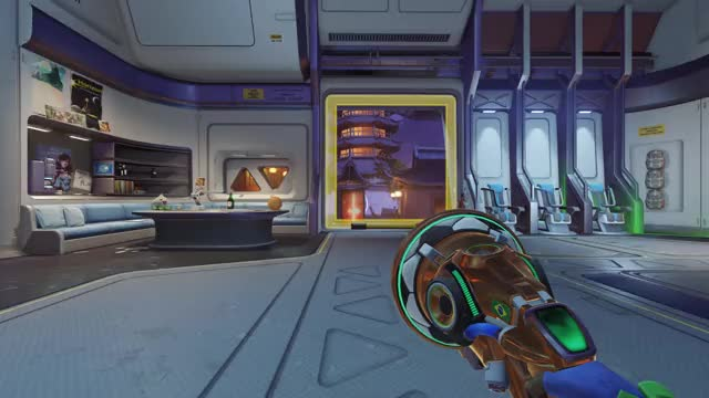 Watch and share Overwatch GIFs by Semtimmy on Gfycat