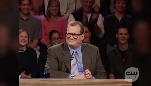 Watch Whose Line Is It Anyway? | Best of...The Host with The Most | CW Seed GIF on Gfycat. Discover more drew carey GIFs on Gfycat