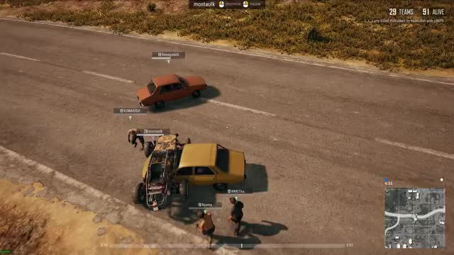 Watch and share Vlc-record-2018-03-06-18h55m25s-vlc-record-2018-03-06-18h51m14s-PLAYERUNKNOWN.mp4- GIFs on Gfycat