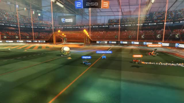 Watch and share Rocket League GIFs by huffy on Gfycat