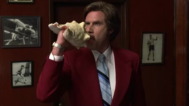 Watch Anchorman - News Team Assemble (1080p) GIF by The Livery of GIFs (@thegifery) on Gfycat. Discover more 1080, 2004, Call, Ron, anchorman, best, blu, blu-ray, bluray, burgundy, calls, cool, epic, hd, movie, news, one, quality, team, video GIFs on Gfycat