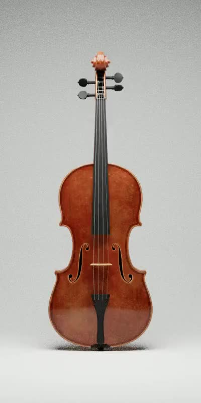 Watch Violin Render GIF by Menno (@mennobarten) on Gfycat. Discover more related GIFs on Gfycat