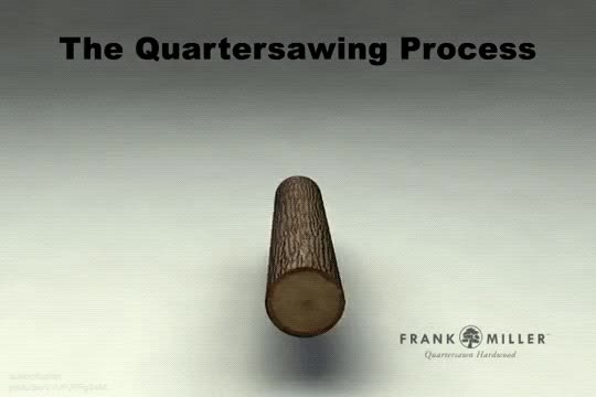 Watch Lumber Quartersawing Process - Imgur GIF on Gfycat. Discover more related GIFs on Gfycat