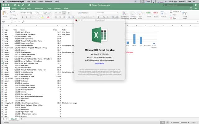 Watch and share Excel GIFs by reagentx on Gfycat